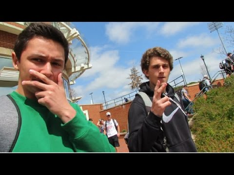 WHO NEEDS CLASS ANYWAY | Day in the Life of a College Student! | UNC Charlotte | #002