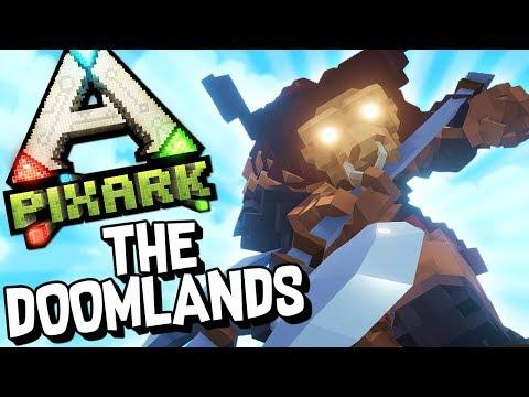 THE DANGEROUS DOOMLANDS - PixARK #8