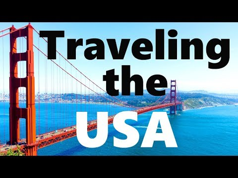 How Expensive is Traveling in the USA? Exploring California