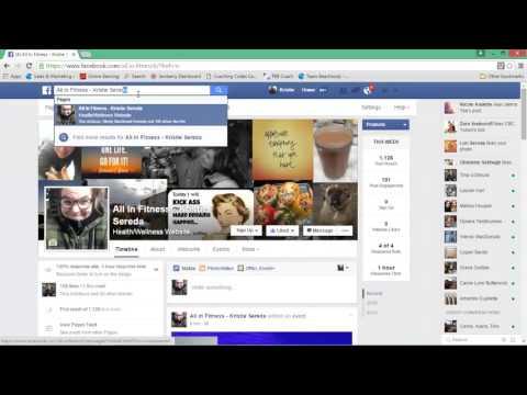FB LIKE PAGE NOTIFICATIONS DEMO
