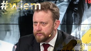 Koronowirus w Polsce. Rozmowa z ministrem zdrowia Łukaszem Szumowskim