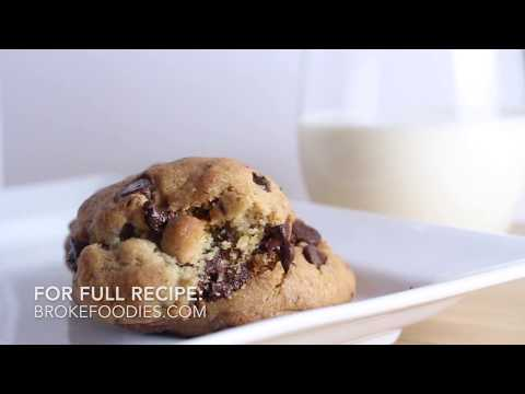 The Best Vegan Soft Chocolate Chip Cookies