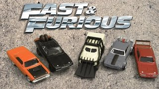 Fast & Furious Road Muscle Pack from Mattel