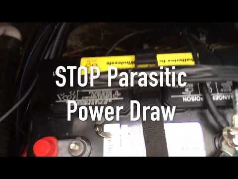 Dual Battery Switch - Stop Parasitic Power Loss on Boat