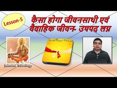 How will be your Spouse and Marital Life? -UpaPada Lagna | कैसा होगा जीवनसाथी एवं वैवाहिक जीवन