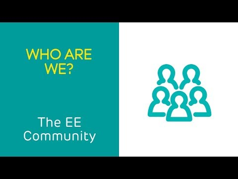 The EE Community: Who Are We?