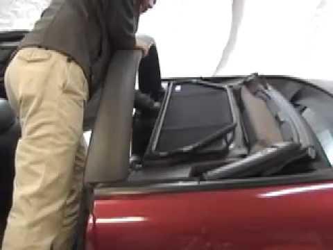 Mustang 1994 to 2004 Lightbar with Wind Deflector or Windstop