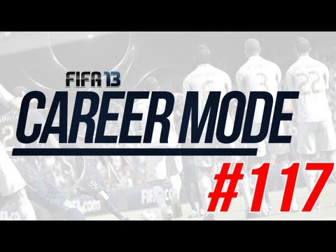 FIFA 13 - Career Mode - #117 - Time To Leave?