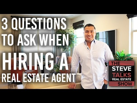Phoenix Arizona Real Estate - 3 Questions To Ask When Hiring A Real Estate Agent