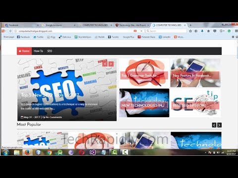 How to Create Free Blog and Start Earning today in Urdu/Hindi (Part-1)