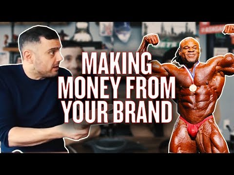 How to Monetize a Personal Fitness Brand | #AskGaryVee with Kai Greene