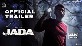 Jada Official Trailer   4K   Kathir, Yogi Babu   Kumaran   Sam C.S
