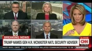 BREAKING NEWS: Trump Chooses H R  McMaster as National Security Adviser