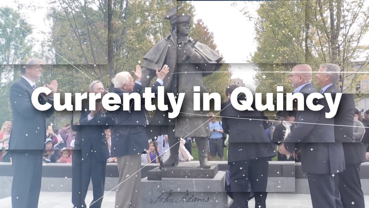 Currently in Quincy: March 5, 2021