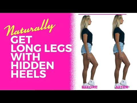 Shoe Lifts and Heel Lifts Used To Get Taller INSTANTLY
