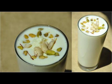 HOW TO MAKE LASSI IN DESI STYLE