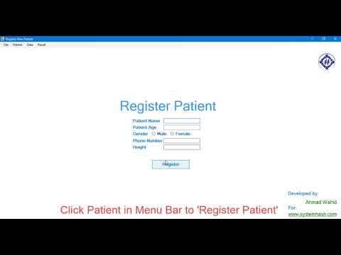 Patient Tracker