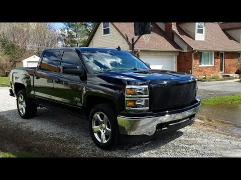 How to Replace Grille 2015 Silverado