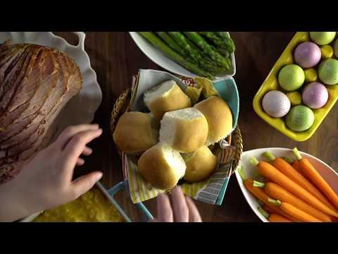 Easter Dinner Rolls