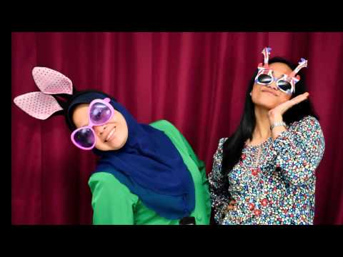 Interesting Photo Booth Rental for Annual Dinner & Special Events