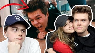 EXTREME BOYFRIEND VS BROTHER IN LAW CHALLENGE!! (w/ Franny Arrieta & Harrison Webb)