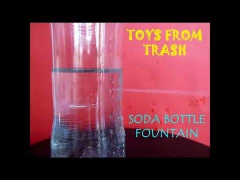 Soda Bottle Fountain | Marathi | Fun with Pressure