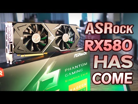 ASRock RX 580 Review - Is the New Comer Any Good?