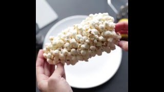 How To Make Popcorn On The Cob Coolest Popcorn Ever Pop On A Corn