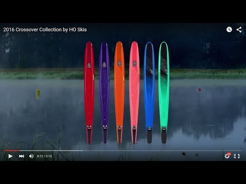 2016 Crossover Collection by HO Skis