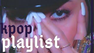 a kpop playlist to bop to