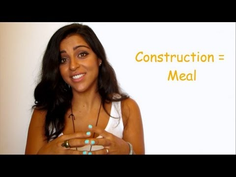 Palestinian Arabic Expressions #6 Meal Time!