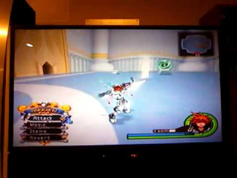 Kingdom Hearts 2 Drive Form MAX Abilities ver. 2