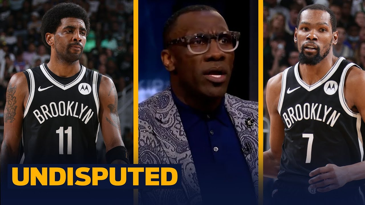 Kyrie's injury means it's KD's time to show he's the best in the NBA — Shannon   NBA   UNDISPUTED