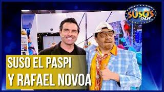 Rafael Novoa en The Susos Show  Caracol TV