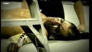 "WWE Jeff hardy vs Matt hardy ""I quit""match Backlash 2009 PROMO"