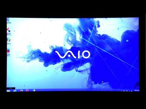 How to set or change your default browser using a Sony® VAIO Computer with Windows 8®