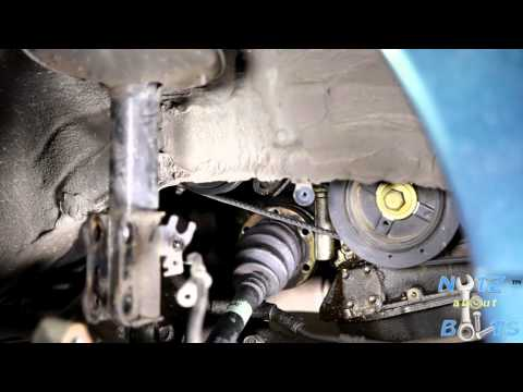 1992-2001 Toyota Camry V6 Axle replacement