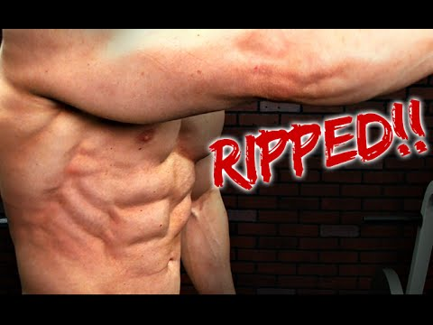 "The Secret to a ""Ripped"" Core (NOT JUST DIET!)"