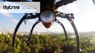 Flytrex Sky - The first delivery drone