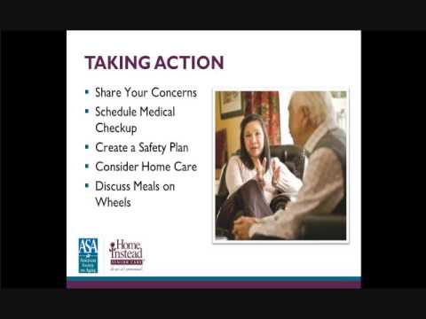 Helping Seniors with Loss of Independence - Professional Caregiver Recorded Webinar