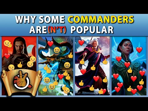 Xxx Mp4 Why Some Commanders Are N't Popular L The Command Zone 271 L Magic The Gathering Commander EDH 3gp Sex