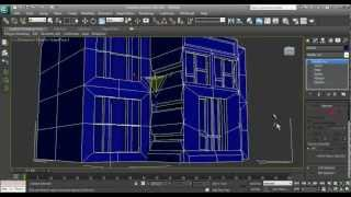 Modeling House In 3ds Max