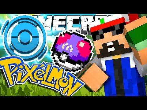 Minecraft   Pokemon   POKESTOPS AND MASTERBALL?! [7]