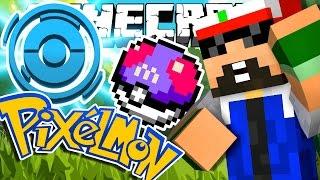 Minecraft | Pokemon | POKESTOPS AND MASTERBALL?! [7]