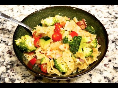NURSE EATS: Pasta Salad