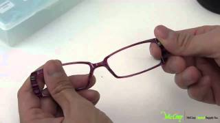 e14b51e9fd0 Tips   Tricks - Nose Pad Arms for Plastic Frames. Suits always ...