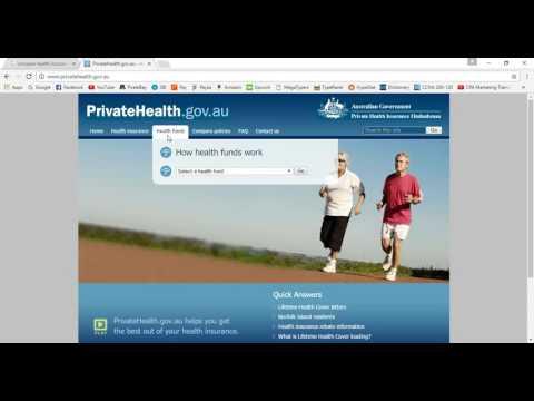 Compare health insurance Part 2