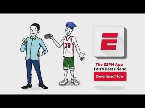 How to download Fan's Best Friend for the basketball fan | ESPN App