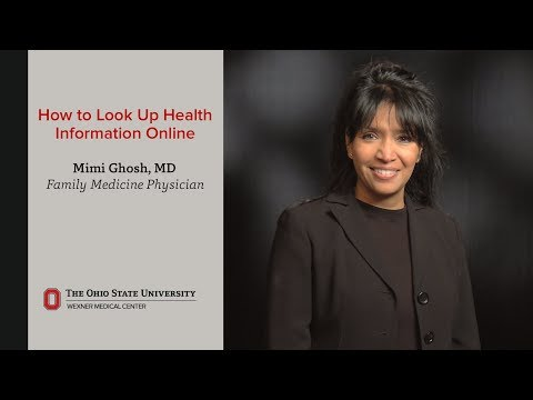 The best online resources for health information