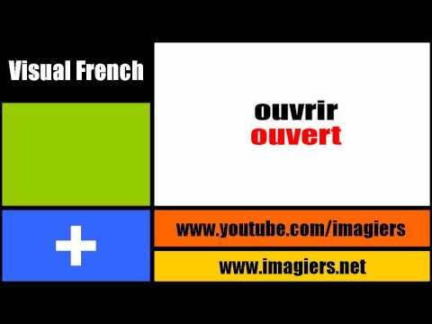 [Visual French] The past participle